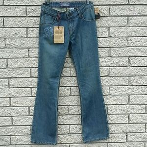 Levis flare jeans  size 7